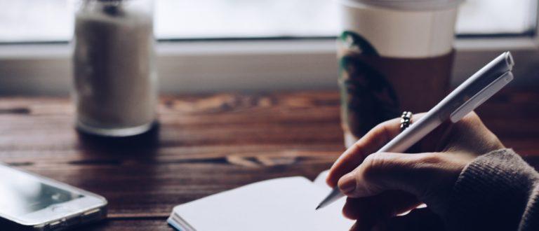 Article : Bilan d'une année blanche en écriture…